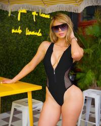 여아용 수영복 한 조각 수영복 고급 여성 수영복