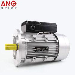 1 Phase unique 0,25 kw 0.33HP 63b5 63b14 du moteur électrique CEI CA asynchrone