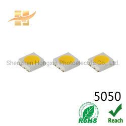 Cinta resistente al agua 5050 el diodo de luz de las tiras SMD LED flexibles