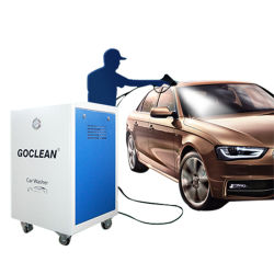 غوس 4.0 آلات غسيل السيارات بالبخار بدون مياه