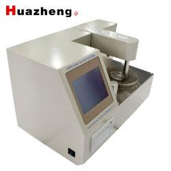 Professionnels de l'écran tactile d'allumage électrique de fusion Point éclair Testeur d'huile