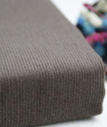 Festes gefärbtes 21 Wales Baumwollkordsamt-Gewebe für Kleid