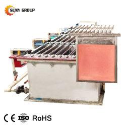 L'électrolyse cuivre cathode de cuivre de ligne de production