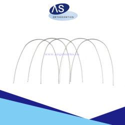 L'orthodontie activation thermique Niti Arch fils (ronde) avec la FDA
