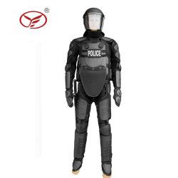 Venta caliente de Protección de alta resistencia al impacto de la parte superior traje Anti Disturbios
