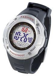 Elegant Plastic LCD Horloge met Telling onderaan Tijdopnemer, Maximum 999 Dagen