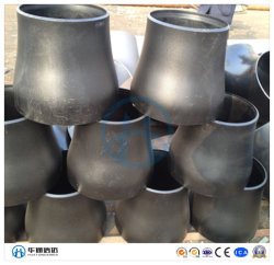 Para Tubos de Aço Sem Costura da conexão do tubo do redutor do excêntrico