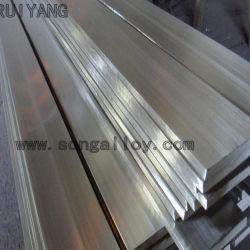 Staaf van uitstekende kwaliteit van het Staal van het Roestvrij staal de Vlakke (301 304 316)