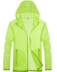 熱い販売の日曜日の保護衣類のワイシャツの日曜日の保護ジャケット
