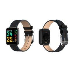"""Nieuwe Armband 1.54 van de Monitor van het Tarief van het Hart van de Aankomst Intelligente de """" Grote Manchet van Bluetooth van de Telefoon van het Horloge van de Vertoning van de Kleur IP67 Waterdichte Slimme Mobiele"""