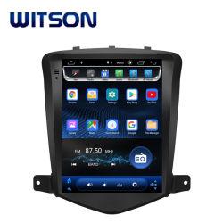 Grand écran Witson Android 9.0 écran vertical voiture Tesla multimédia lecteur de radio de navigation GPS pour Chevrolet Cruze 2008-2011