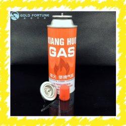 Газовые баллоны картридж прямо в аэрозольной упаковке можно с помощью газового клапана