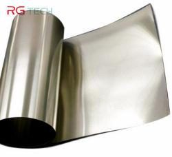 ASTM F136 Gr2 reine Titanfolie für medizinisches