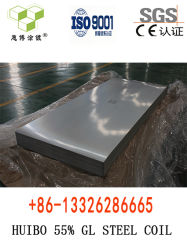 Le premier Gl Aluzinc feuille métallique AZ150g/Galvalume/bobine de tôle en acier