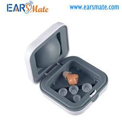 Amplificazione del suono personale di OTC Earsmate per protesi acustica di sanità dell'orecchio la mini ricaricabile