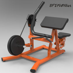 Hot Sale salle de gym de fabricant de matériel de fitness du biceps Curl Force de formation pour les professionnels de la salle de gym Club de la machine