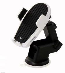 10W/ 7,5 W/5W Auto-Induction Wireless cargador de coche, Montaje, Carga inalámbrica rápida Soporte para teléfono