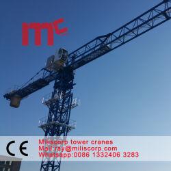Шеньян башни крана на заводе предоставления Topless крана 12t-MT7525