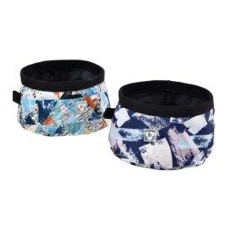 El reciclaje de PET tratar bolsas para portátiles de bolsillo de los perros mascotas adiestramiento de perros de la bolsa de clip de cintura para tratar la bolsa