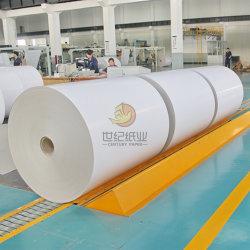 250gsm 300GSM C1S Placa de marfim alimentar papel para Caixa de hambúrguer Copa do papel