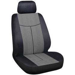 Оптовая торговля Custom универсальный полиэстер кожаные автомобильный чехол сиденья