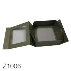 Z1006 bastante cajas de regalo de boda de plástico de PVC transparente a favor de la caja plegable galletas de chocolate Candy Caja de PVC transparente