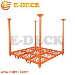 В сложенном виде стальной съемных сварных для тяжелого режима работы для установки в стойку для хранения шин металла