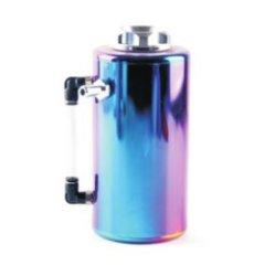 Aluminio colorido del depósito de captura de aceite de coche