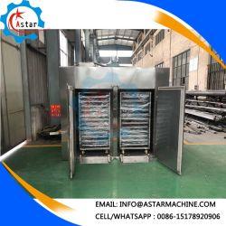 O ar quente de aço inoxidável completo Estufa de secagem de alimentos à base de carne