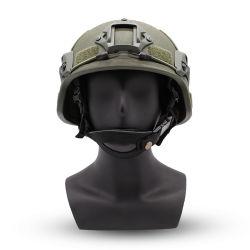 Senken Nij Iiia Casque Casco Militaire Antibalas