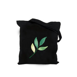 Kundenspezifische Qualität Eco freundliche aufbereitete Schulter-Ebenen-Einkaufen-Segeltuch-Baumwolltote-Beutel
