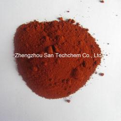 Oxyde de fer de couleur rouge le pigment 130 pour les Briques, dalles, pavés