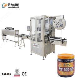 L'étiquetage de la machine en conserve de crabe de la machine