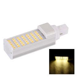 G24 2Контакт 7W 35X5050SMD 630lm 2800-3200k теплый белый свет светодиодные лампы лампы для кукурузы (AC85-265V)