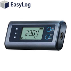 Data logger de temperatura USB com gravador de nenhum Software Necessário
