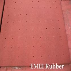 厚いまたはまたはRoomorの保護の踊る床のための平たい箱または伸縮性があるか滑り止めまたはスリップ防止または身につけられるゴム製シートまたはロールまたはマット薄くしなさい