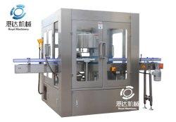 De volledig Automatische Roterende Machine van de Etikettering van de Lijm OPP van de Smelting van het Type Hete