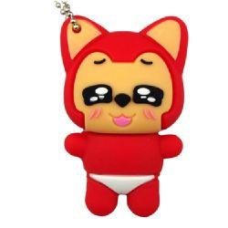 Animal mignon personnalisés Ali lecteur Flash USB