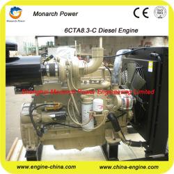 محرك الديزل الخارجي (Cummins 6ctaa8.3-C215) مصنع منخفض السعر مباشرة