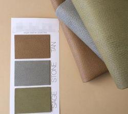 Polyester recyclé tapis textiles cuir vegan pour siège de voiture accessoire Auto Mobilier Matériel en cuir