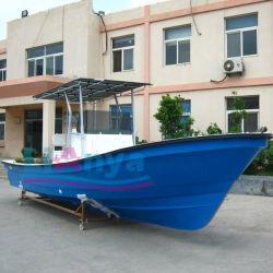 Liya 7.6m het Vrachtschip van het Schip van de Lading van de Boot van de Glasvezel Voor Verkoop