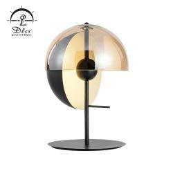 2019の新しいデザインガラス穂軸屋内表の照明ランプ