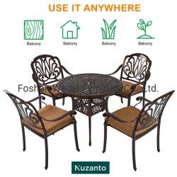 Patio che pranza vendita calda stabilita del patio della mobilia della mobilia stabilita stabilita del giardino