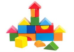 Hot New Products für 2016 Toys EVA Foam Building Blocks Toys for Kids EVA Blocks