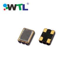 Wtl 3225 de Oscillator van de Oscillator 12.288MHz CMOS van het Kristal SMD 3.3V