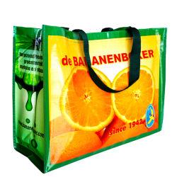 Рекламные магазинов переработки ламинированные PP тканый мешок