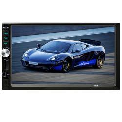 7012 Betterway b Carro Universal leitores de MP5 2 DIN conectar telefones Android Carro Leitor multimédia de ecrã táctil capacitivo 7 polegada de navegação GPS de RDS Vídeo de carro