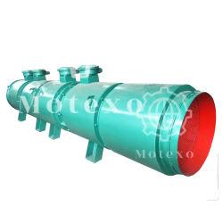 Faible bruit ventilateur axial de l'air du ventilateur d'échappement du tunnel Air Guard Ventilateur d'échappement
