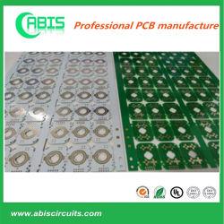PWB chiaro dell'alluminio della scheda del PWB del circuito di vendita di fabbrica di prezzi di girata di CNC 94V0 del PWB della scheda rapida calda della scheda LED LED