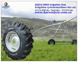 Landwirtschaftliche Gummireifen der Serien-R-1 für Bewässerungssystem